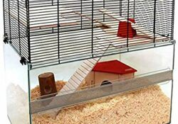 Big gerbil cage