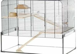 Cool gerbil cages